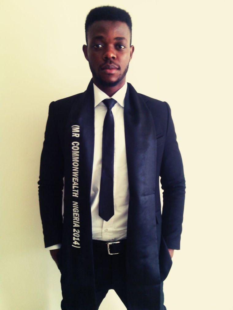 083c Acho Emmanuel (Mr Nigeria)