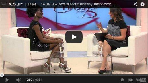 Video Boikanyo on Chrissy B TV Show