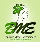 BME Green Logo with website