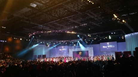 Commonwealth Queens at Miss World 2014 01